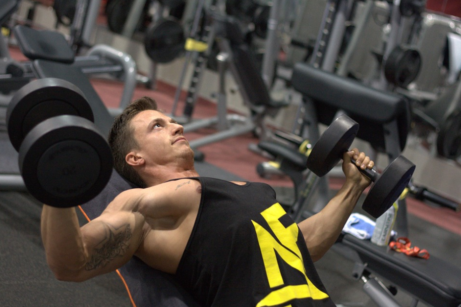 Can you get ripped with dumbbells?
