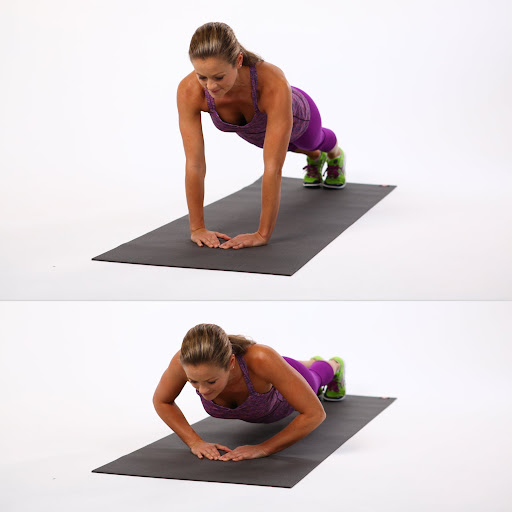 Triangle Pushup